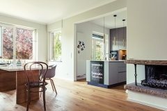 Private Living/ Kitchen design by Puro, Munster/ Germany 02